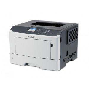 LEXMARK used Printer MS415dn, Laser, Monochrome, με toner U-MS415DN