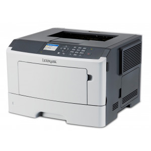LEXMARK used Printer MS510DN, Laser, Mono, με toner U-MS510DN