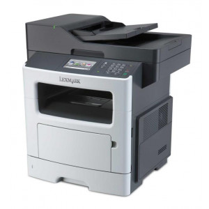 LEXMARK used MFP Printer MX511DE, Laser, Mono, με toner & drum U-MX511DE