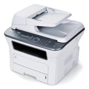 SAMSUNG used MFP printer SCX4824FN, laser, mono, με toner U-SCX4824FN