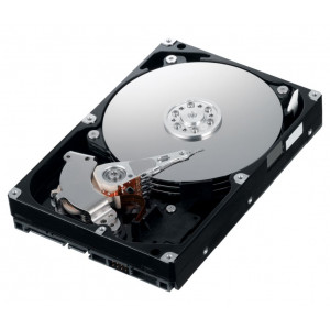 WESTERN DIGITAL used HDD SATA 500GB, 7.2K, 3.5 U-WD500GB