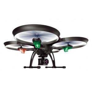 UDIRC Drone U818A Plus, 720p, 120° wide-angle HD Camera, WiFi, VR Mode U818APLUS (ΕΩΣ 3 ΑΤΟΚΕΣ ΔΟΣΕΙΣ)