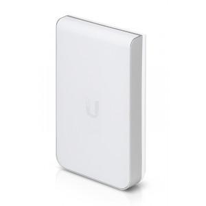 UBIQUITI Wi–Fi Access Point UAP-AC-IW, 3x GbE ports, 802.11ac, in wall UAP-AC-IW