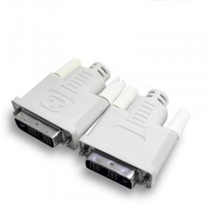 Used Καλωδιο DVI 18+1 Male - Male, White, 1.8m
