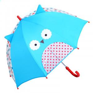 JIPILI παιδική ομπρέλα 3D UMB-0003, κουκουβάγια UMB-0003