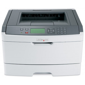 LEXMARK used Printer E460DN Workgroup, Mono, Laser, low toner/drum UN-E460DN