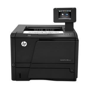 HP used Printer LaserJet Pro 400 M401dn, Mono, no toner UN-M401DN