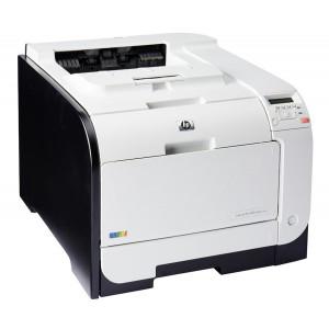 HP used Printer M451dn, Laser, Color, no toner UN-M451DN