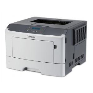 LEXMARK used Printer MS410D, Laser, Mono, με drum, no toner UN-MS410D