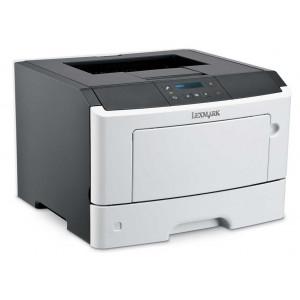LEXMARK used Printer MS410DN, Laser, Mono, No Toner/Drum UN-MS410DN
