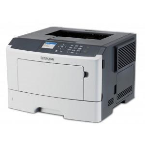 LEXMARK used Printer MS510DN, Laser, Mono, no toner & drum UN-MS510DN