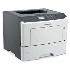 LEXMARK used Printer MS610DN, mono, laser, low toner & drum UN-MS610DN