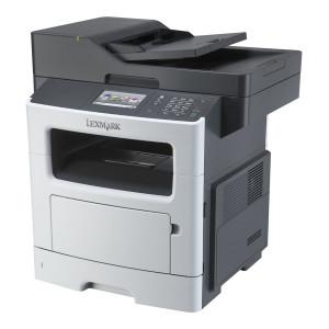 LEXMARK used MFP Printer MX510DE, Laser, Mono, low toner & drum UN-MX510DE