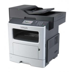 LEXMARK used MFP Printer MX511DE, Laser, Mono, no toner & drum UN-MX511DE