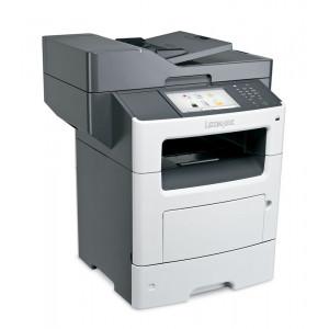 LEXMARK used MFP Printer MX611DHE, laser, mono, low toner/drum UN-MX611DHE