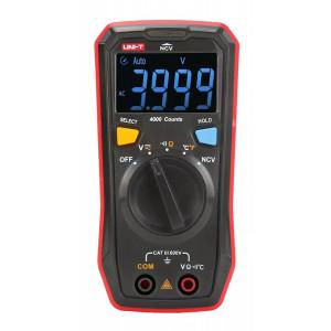 UNI-T ψηφιακό πολύμετρο τσέπης UT123T, NCV, DC/AC UT123T