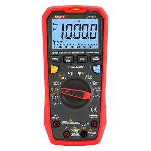 UNI-T ψηφιακό πολύμετρο UT161E, 1000V AC/DC, NCV, True RMS UT161E
