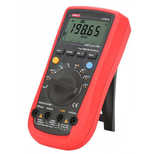 UNI-T ψηφιακό πολύμετρο UT61E, DC/AC, True RMS, RS-232 UT61E
