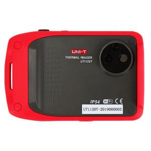 UNI-T συσκευή θερμικής απεικόνισης UTI120T, -20°C έως 400°C, WiFi, IP54 UTI120T