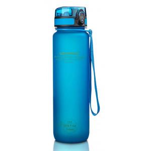 UZSPACE παγούρι νερού Colorful Frosted UZ-3038-BL, 1000ml, μπλε UZ-3038-BL
