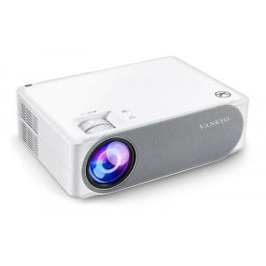 VANKYO LED βιντεοπροβολέας Performance V630, 1080p,  με ηχεία, λευκός V630