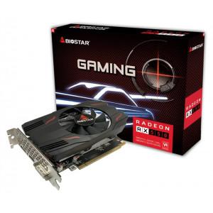 BIOSTAR VGA AMD Radeon RX550 VA5515RF21, GDDR5 2GB, 128bit VA5515RF21-TGHRA-BS2