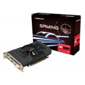 BIOSTAR VGA AMD Radeon RX550 VA5515RF41, GDDR5 4GB, 128bit VA5515RF41-TBMFA-BS2