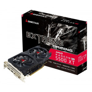 BIOSTAR VGA AMD Radeon RX5500XT VA55T6XF81, GDDR6 8GB, 128bit VA55T6XF81-ABMRH-BS2