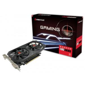BIOSTAR VGA Radeon RX560 VA5615RF41, DDR5 4GB, 128bit VA5615RF41-TBH1A-BS2