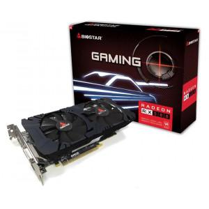 BIOSTAR VGA AMD Radeon RX580 VA5805RV82, GDDR5 8GB, 256bit VA5805RV82-TBSRH-BS2