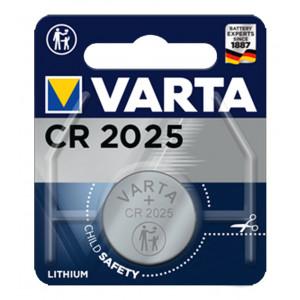 VARTA μπαταρία λιθίου CR2025, 3V, 1τμχ VCR2025