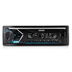 VOICE KRAFT car audio VK-1049, MP3-FM ΒΤ/AUX/SD/USB, χειριστήριο, μπλε VK-1049BT-BL