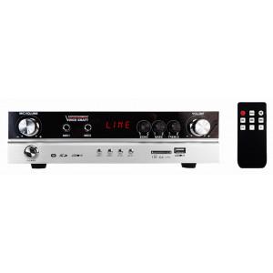 VOICE KRAFT ενισχυτής ηχείου VK-608, 100W RMS, bluetooth/USB/SD/FM VK-608