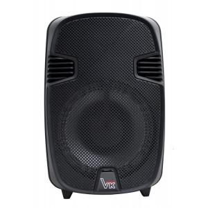 VOICE KRAFT Φορητό ηχείο VK8100, 8 Woofer, 20W RMS, LED, FM/USB/SD/BT VK-8100