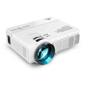 VANKYO LED βιντεοπροβολέας Leisure3, 1080p, VGA/HDMI/USB, λευκός VNK-Q5