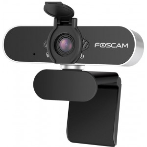 FOSCAM web κάμερα W21, USB, Full HD, μικρόφωνο, 84° γωνία θέασης, μαύρη W21-1080