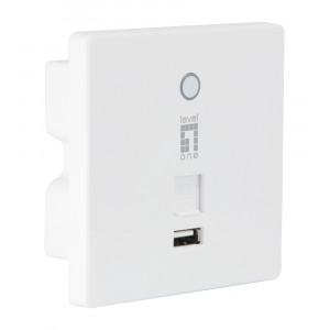 LEVELONE PoE Access point N300 WAP-6221, WiFi, 300Mbps, Ver.2.0 WAP-6221