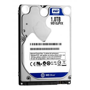 WD Σκληρός Δίσκος Blue WD10JPCX, 2.5 1TB, 8MB Cache, 5400RPM, 6Gb/s WD10JPCX