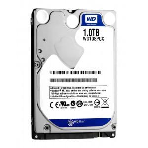 WD Σκληρός Δίσκος Blue WD10SPCX, 2.5 Slim, 1TB, 16MB Cache, 5400RPM WD10SPCX