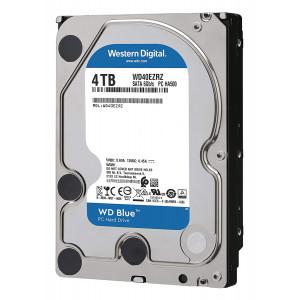 WD Blue Σκληρός Δίσκος WD40EZRZ 4TB, 3.5, 64MB Cache, 5400RPM, 6Gb/s WD40EZRZ