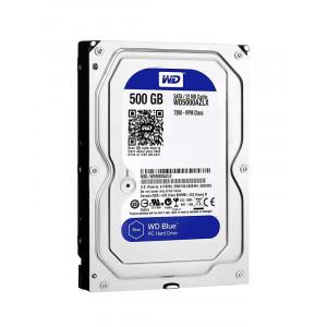 WD Σκληρός Δίσκος WD5000AZLX 500GB, 3.5, 32MB, 7200RPM, Sata III WD5000AZLX
