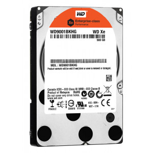 WD used SAS HDD WD9001BKHG, 900GB, 10K RPM, 6Gb/s, 2.5 WD9001BKHG
