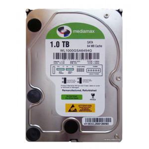 """MEDIAMAX Σκληρός Δίσκος 3.5"""", 1TB, 64MB, 5400RPM, SATA II WL1000GSA6454G"""