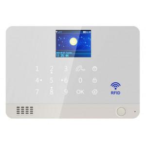WOLF GUARD ασύρματο σύστημα συναγερμού WM2T, GSM, Wi-Fi WM2T