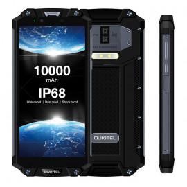 OUKITEL Smartphone WP2, IP68, 6, 4/64GB, Octacore, 10000mAh, μαύρο WP2-BK