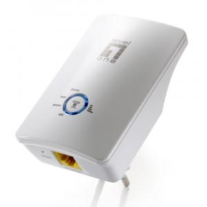 LEVELONE N300 Wireless Range Extender WRE-6001C, 300Mbps WRE-6001C