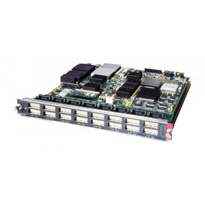CISCO used WS-X6516-GBIC 16-Port Gigabit Ethernet Module 6500 Series WS-X6516-GBIC