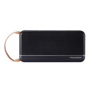 THOMSON Φορητο ηχειο WS02N, NFC, bluetooth, AUX in, 12W, 1200mAh, μαυρο WS02N