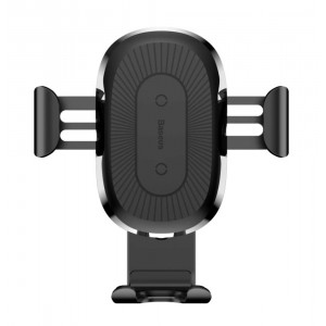 BASEUS ασύρματος φορτιστής και βάση αυτοκινήτου WXYL-01, 10W, μαύρο WXYL-01