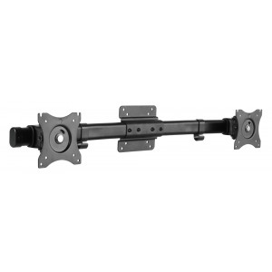 BRATECK Βραχίονας για stand XMA-12, για 2 οθόνες 13-27, έως 10kg XMA-12